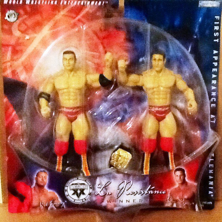 La Resistance Rob Conway and Rene Dupree