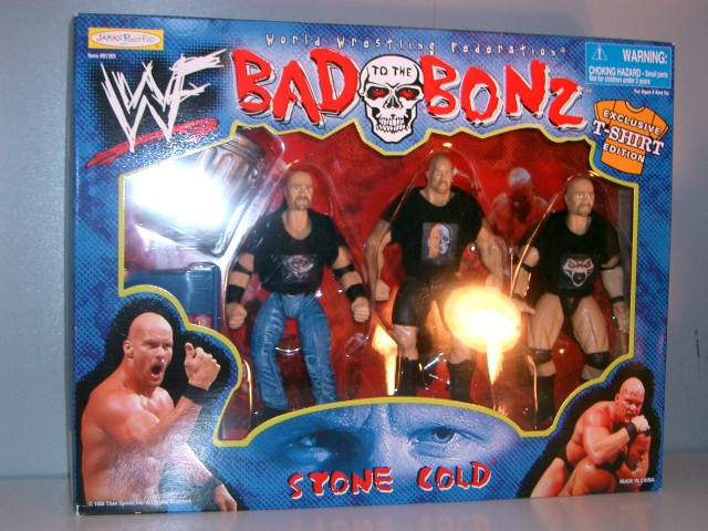 Bad To The Bonz: Stone Cold Steve Austin