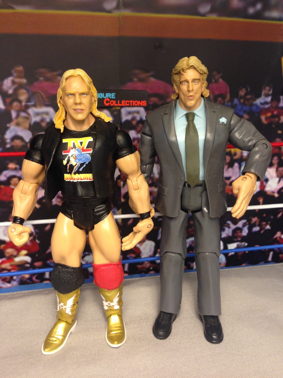 Ric Flair and Barry Windham