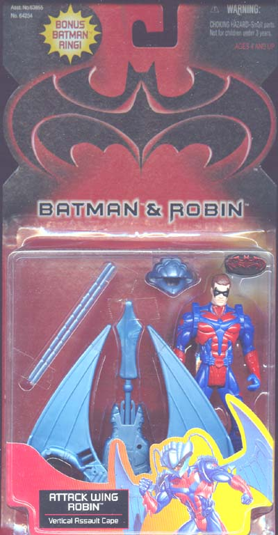 Attack Wing Robin