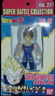 27: Super Saiyan Vegeta (Gold Hair)