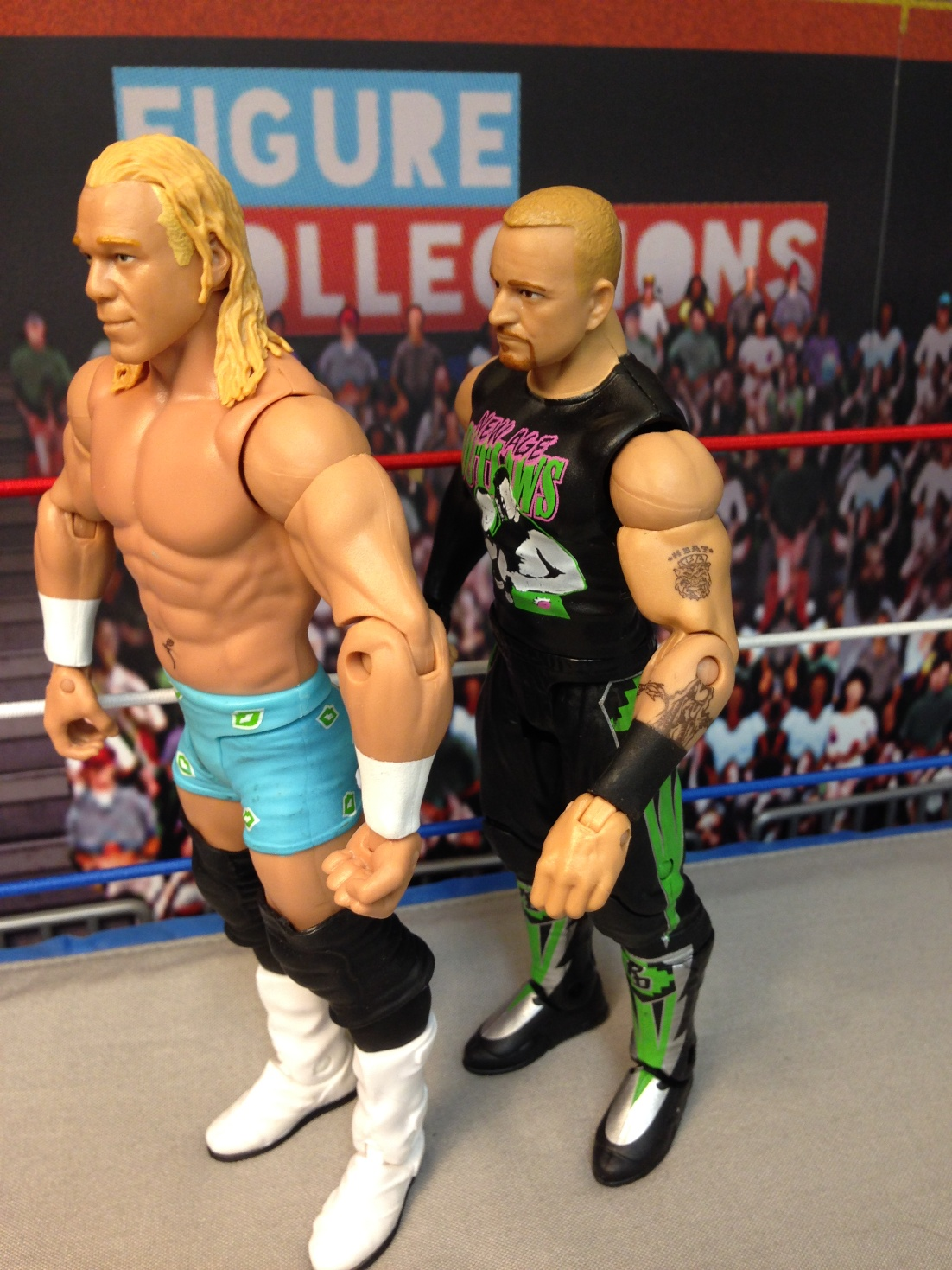 Billy Gunn and Road Dogg