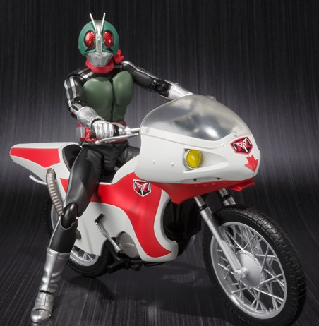 Masked Rider New 1 & New Cyclone