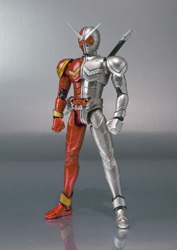 Kamen Rider W Double Heat Metal