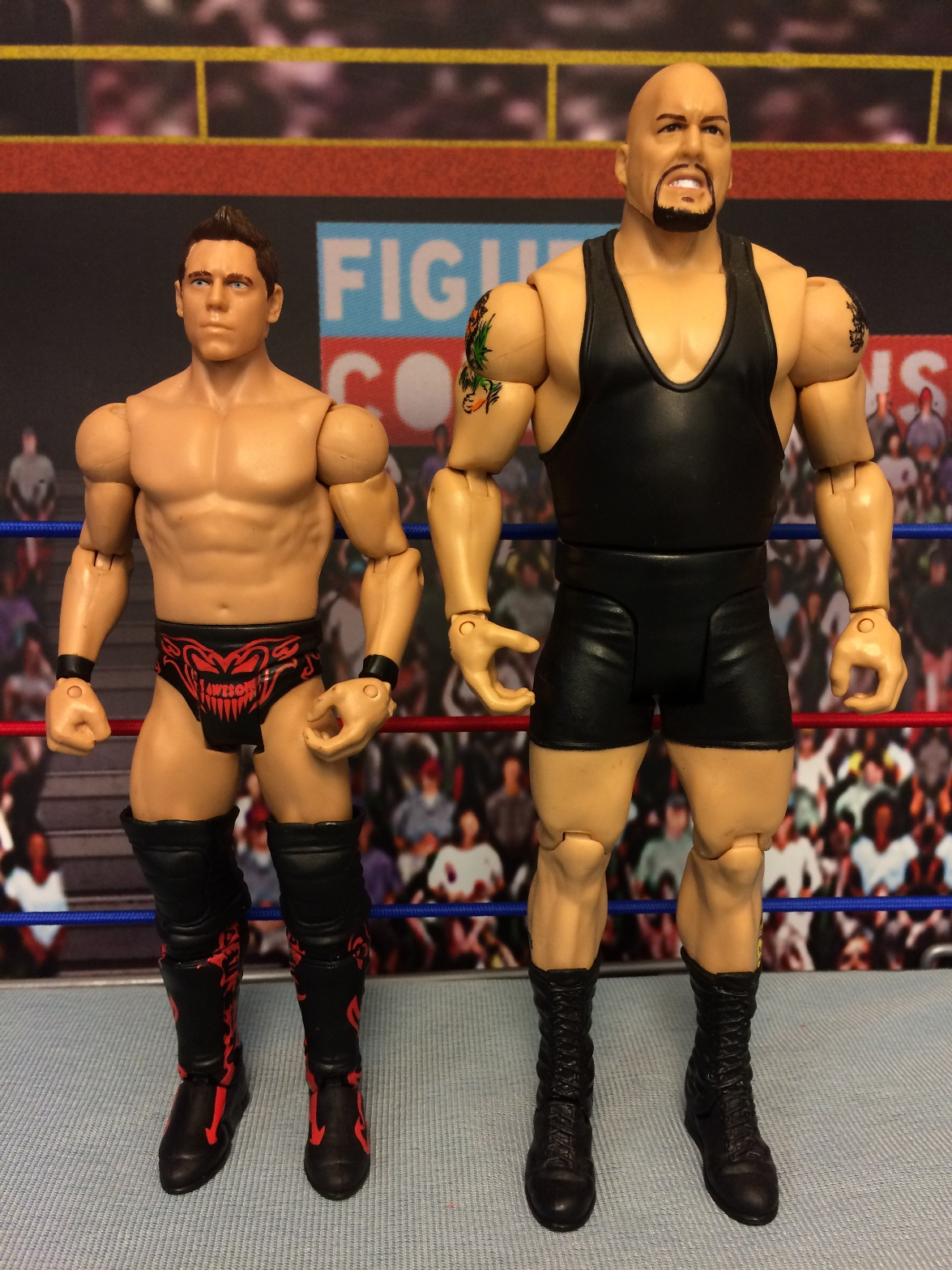 The Miz and the Big Show