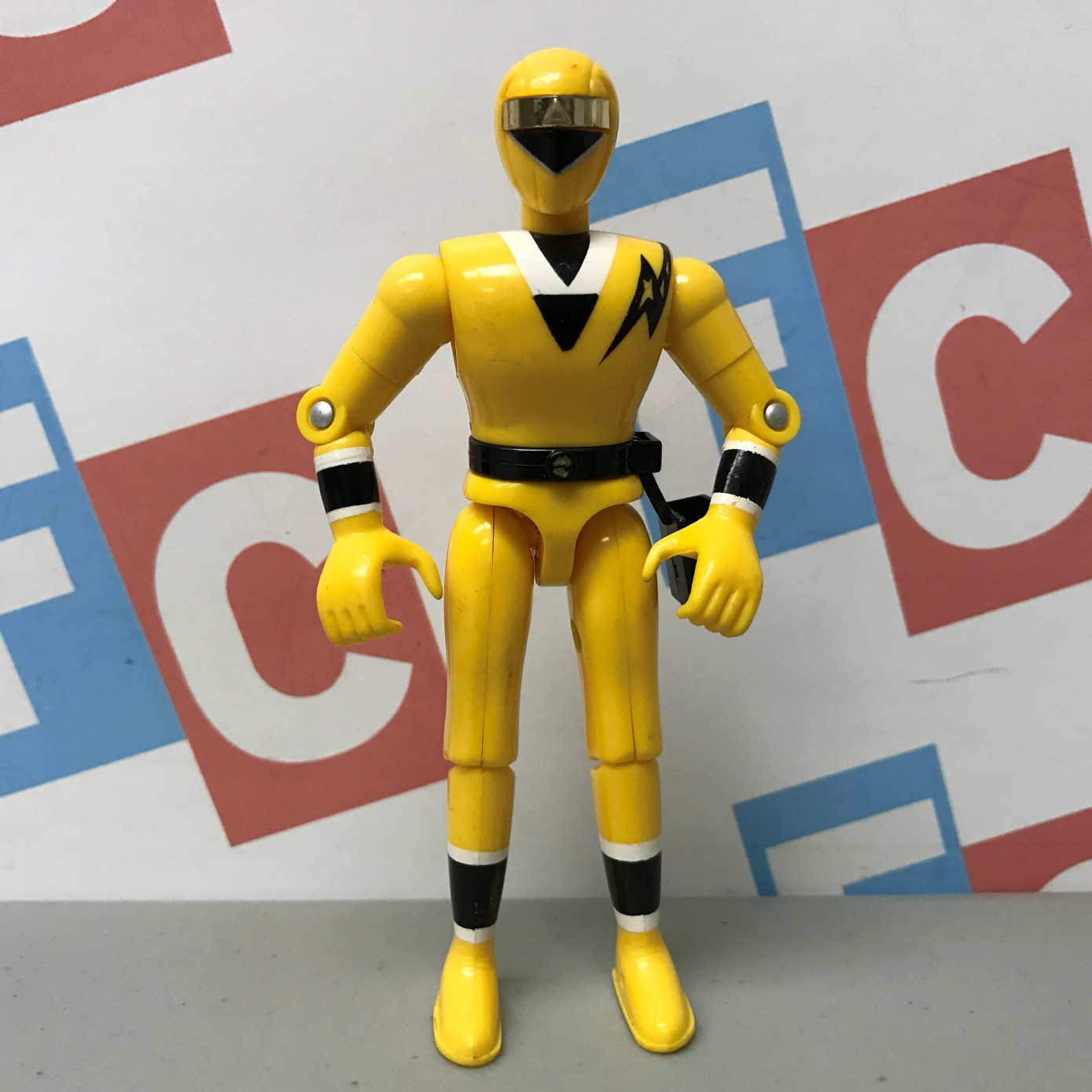 Alien Yellow Ranger