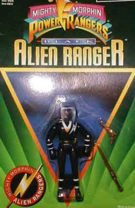 Alien Black Ranger