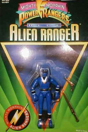 Alien Blue Ranger