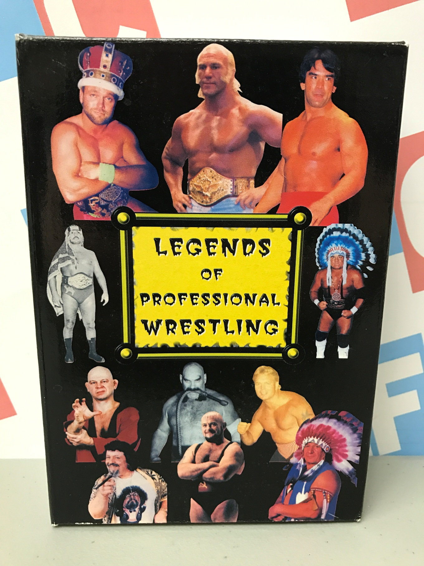 Series 21 Ricky Steamboat