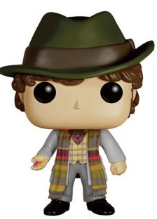 232 Fourth Doctor (Doctor Who)