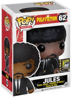 62 Jules Bloody (Pulp Fiction)