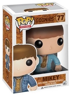 77 Mikey (The Goonies)