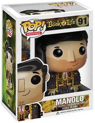 91 Manolo (Book of Life)