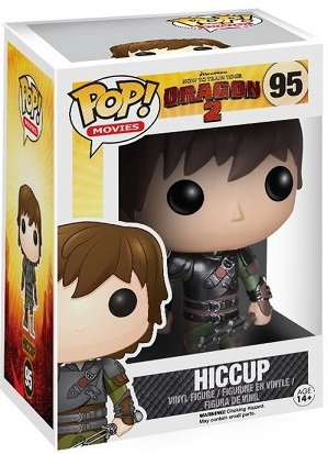 95 Hiccup (How to Train Your Dragon 2)