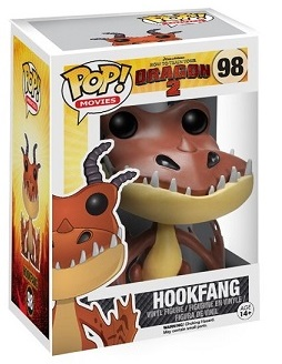98 Hookfang (How to Train Your Dragon 2)