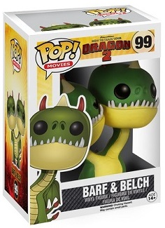 99 Barf & Belch (How to Train Your Dragon 2)