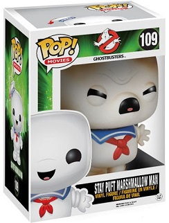109 Stay Puft Marshmallow Man Toasted (Ghostbusters)