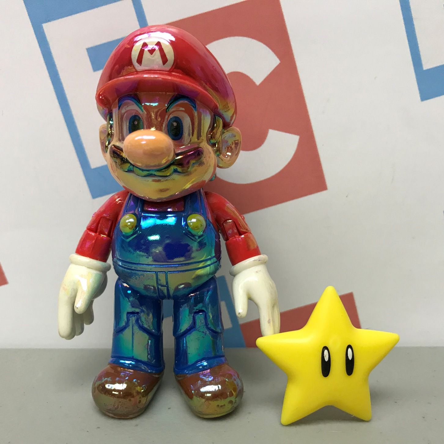 Star Power Mario