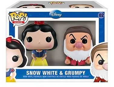 02 Snow White & Grumpy