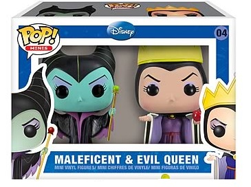 04 Maleficent & Evil Queen