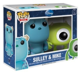 09 Sulley & Mike