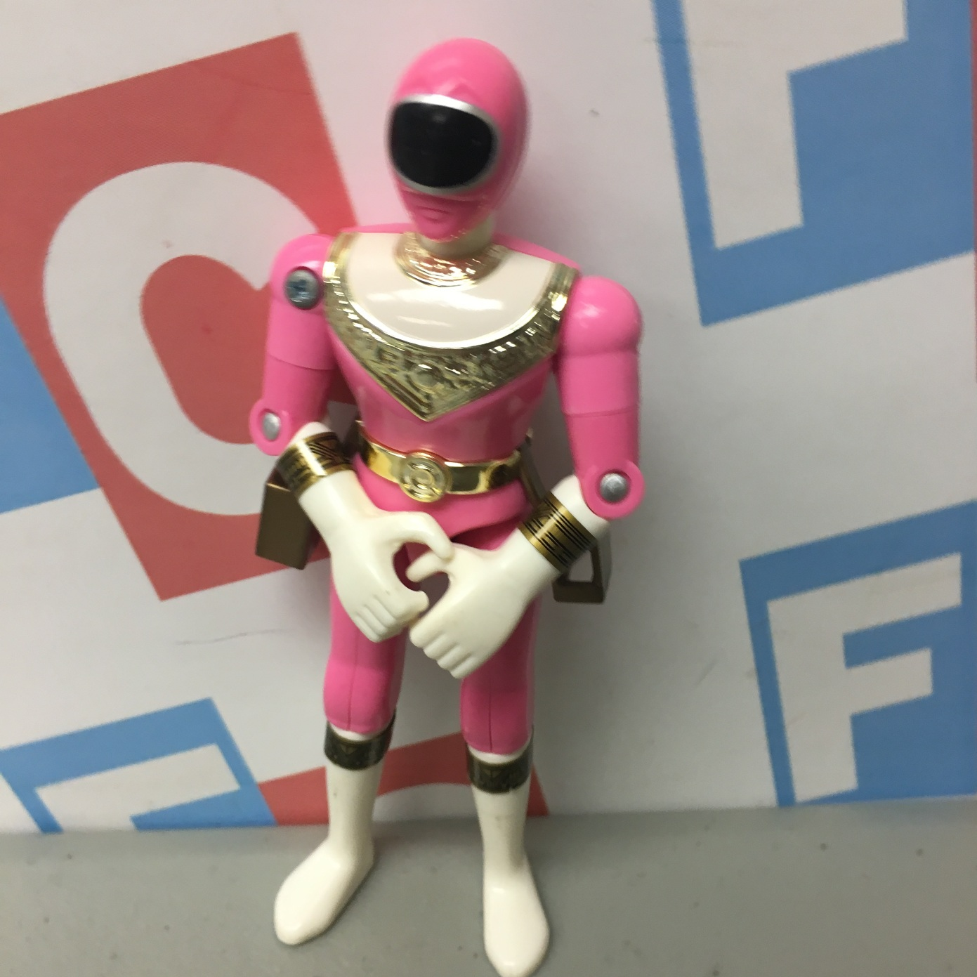 Pink Zeo Jet Cycle