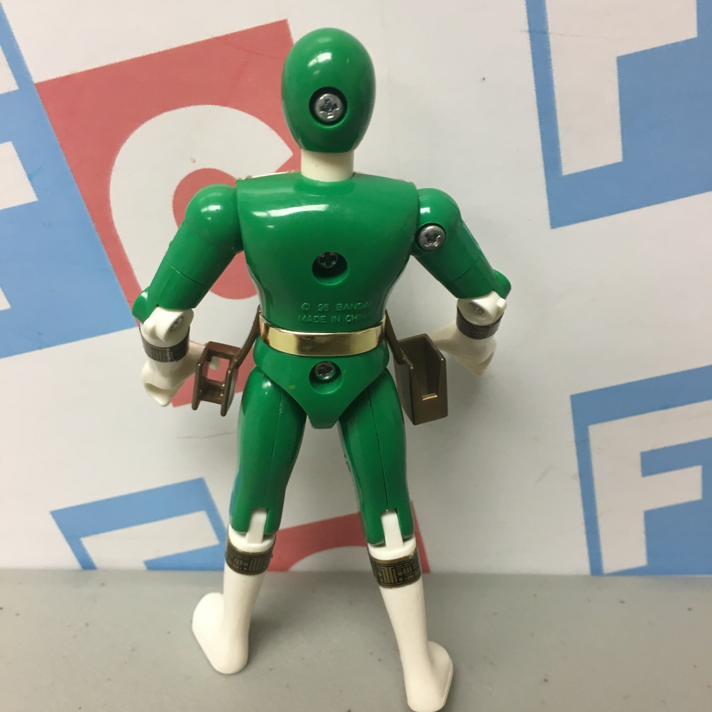Green Zeo Jet Cycle