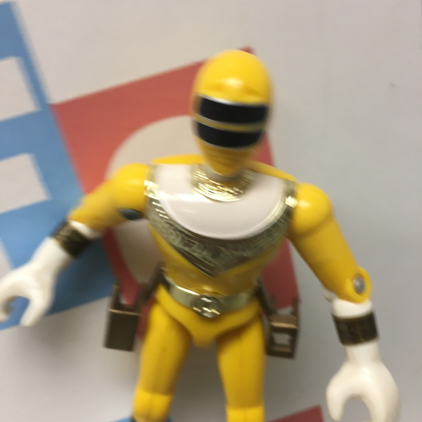 Yellow Zeo Jet Cycle