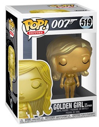 519 - Golden Girl