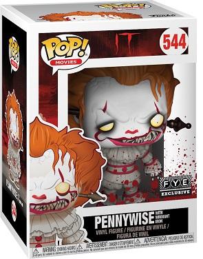 544 - Pennywise