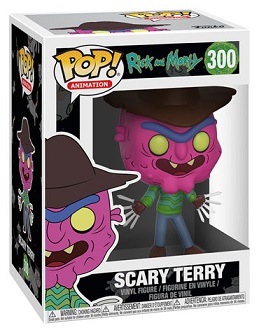 300 - Scary Terry