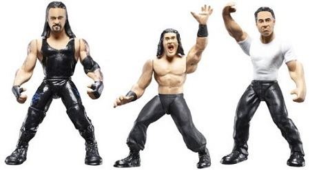 Great Khali, Undertaker, Deuce