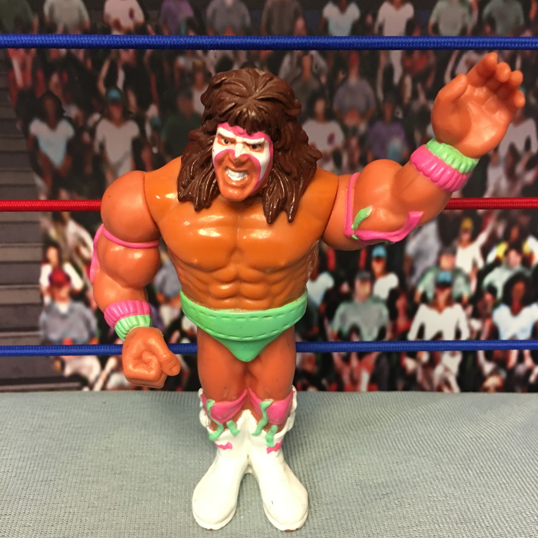 Ultimate Warrior #1