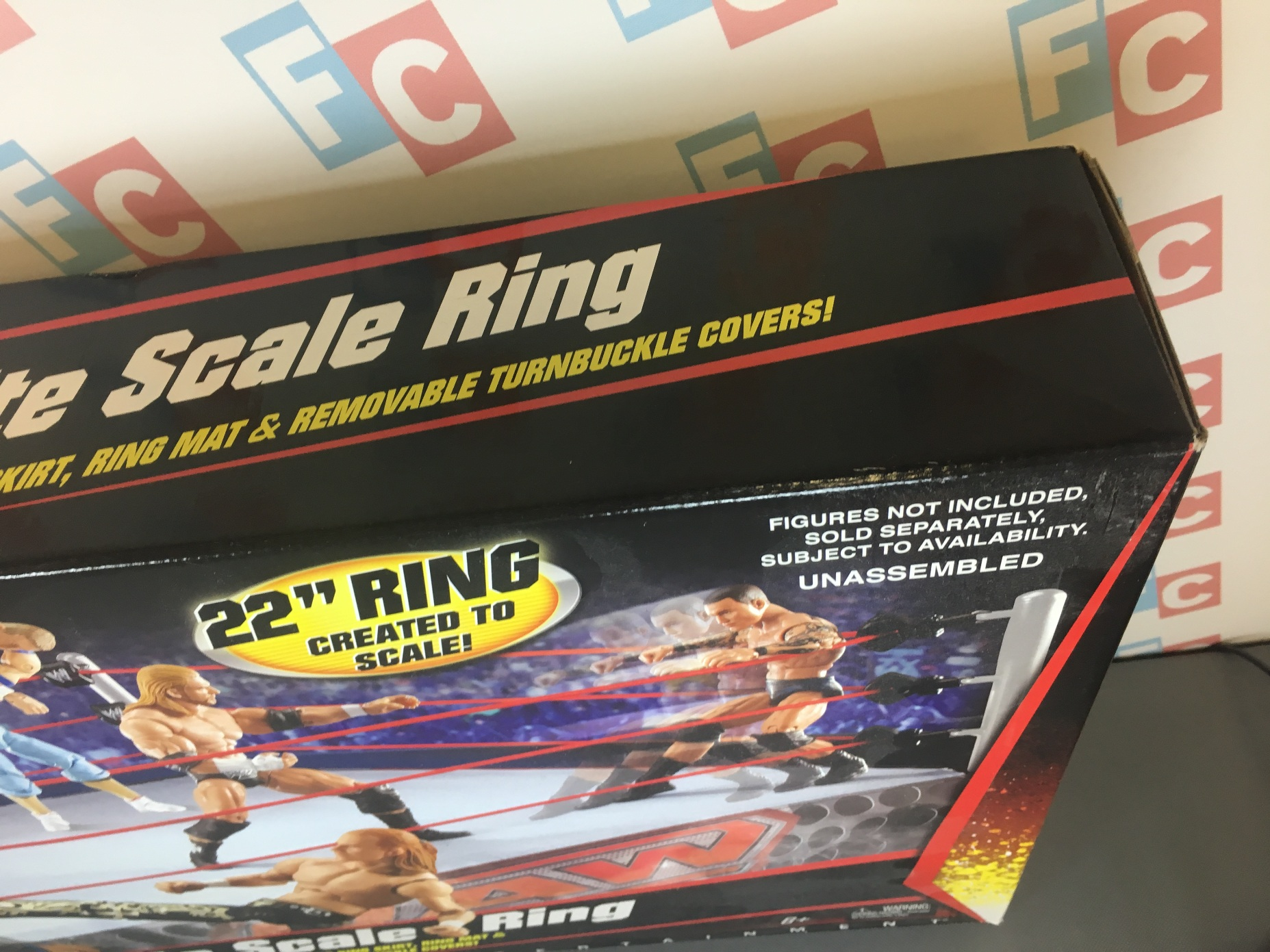 Elite Scale Ring