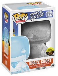 122 Space Ghost (Crystal)
