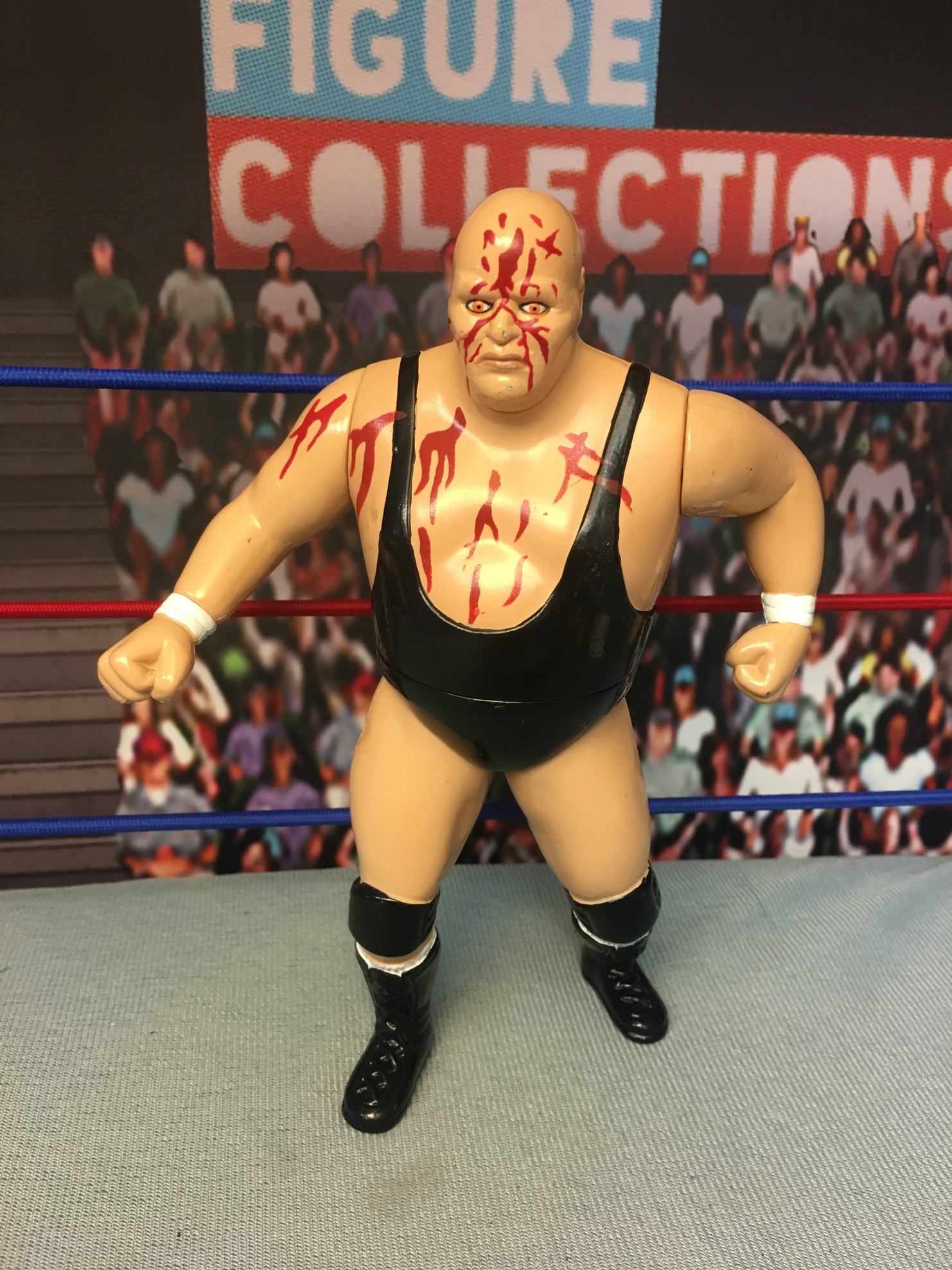 Series 01 King Kong Bundy