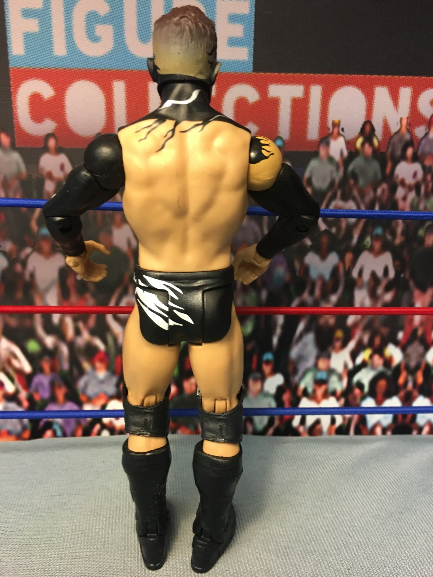 NXT Ring and Finn Balor