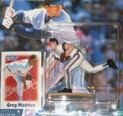 Atlanta Braves - Greg Maddux