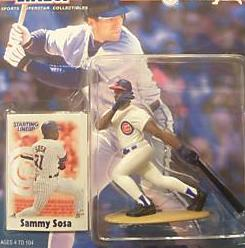 Chicago Cubs - Sammy Sosa