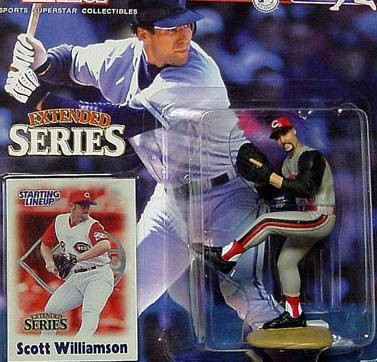Cincinatti Reds - Scott Williamson