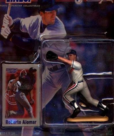 Cleveland Indians - Roberto Alomar