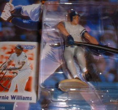 New York Yankees - Bernie Williams