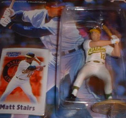 Oakland Athletics - Matt Stairs
