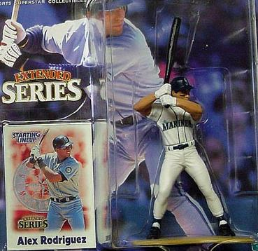 Seattle Mariners - Alex Rodriguez