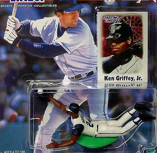 Seattle Mariners - Ken Griffey