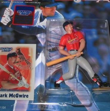 St. Louis Cardinals - Mark McGwire(Exclusive)