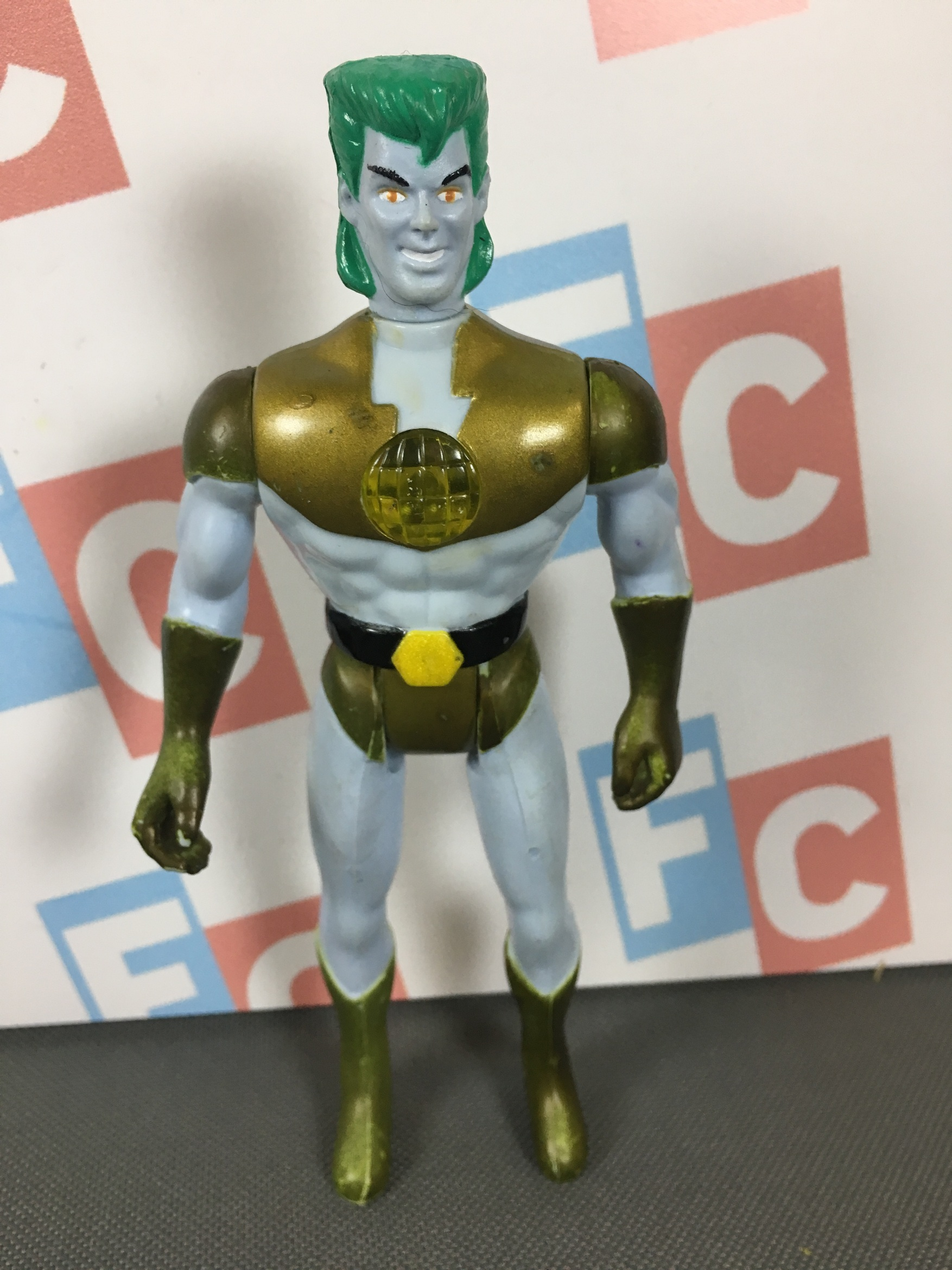 Power Commands Captain Planet