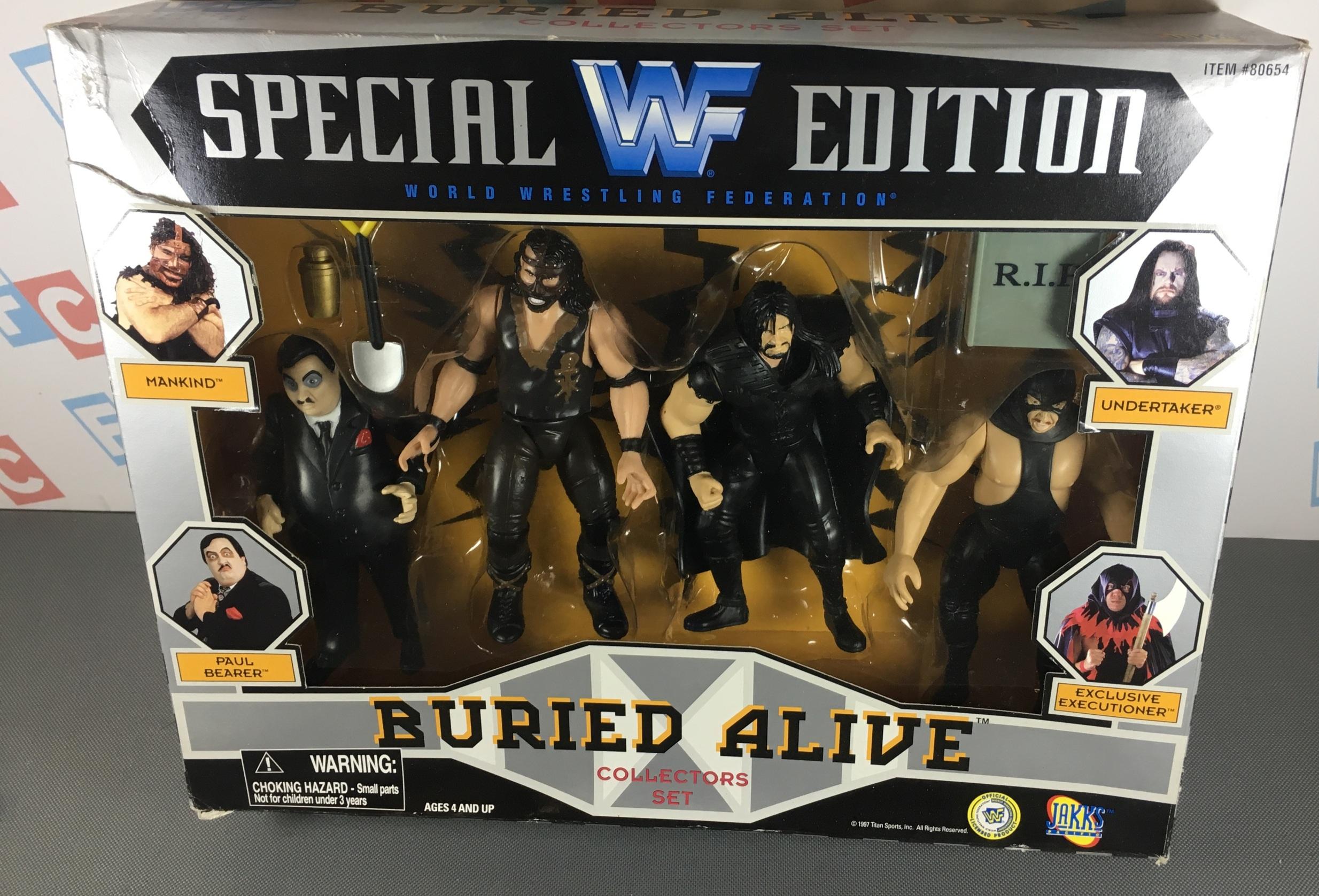 Jakks Pacific WWE WWF 2004 Wrestler Figures *YOU CHOOSE* Used READ DESC