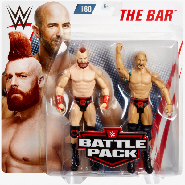 Sheamus & Cesaro (The Bar)