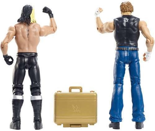 Dean Ambrose and Seth Rollins